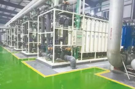 《钢铁工业园全过程节水减污技术实现重大突破》入选2019年世界钢铁工业十大技术要闻